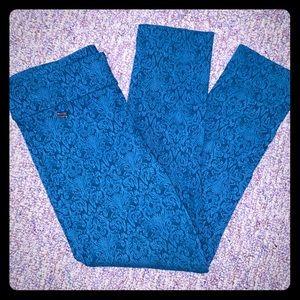 JL Jules & Leopold textured leggings medium pants